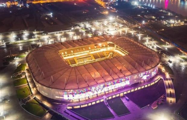 Новый стадион «Ростов-Арена» введен вэксплуатацию